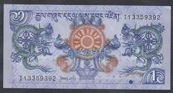 110.570.90: Banknoten - Asien - Bhutan