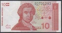 110.230: Banknoten - Kroatien