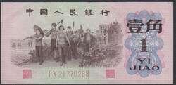 110.570.100.30: Banknoten - Asien - China - Volksrepublik
