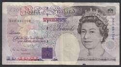 110.150: Banknoten - Großbritannien