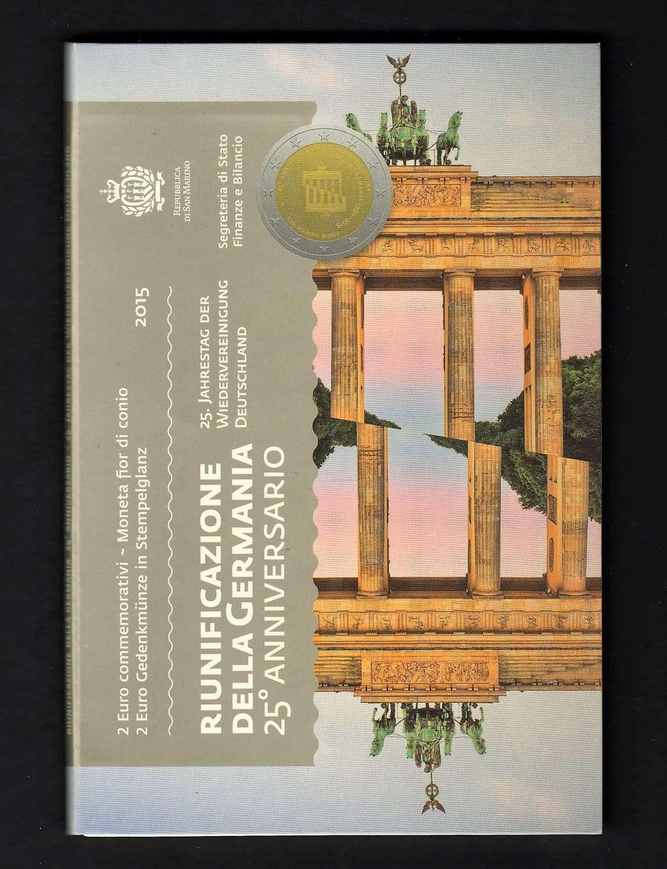 Briefmarken Sommer Europa San Marino Euro Münzen Sonderprägungen
