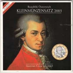 40.380.240.10: Europa - Österreich / Römisch Deutsches Reich - Euro Münzen  - Münzsätze