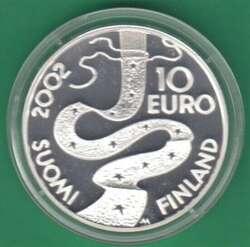 40.100.10.30: Europa - Finnland - Euro Münzen  - Sonderprägungen