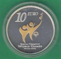 40.180.10.30: Europa - Irland - Euro Münzen  - Sonderprägungen