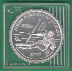 40.500.220.30: Europa - Spanien - Euro Münzen  - Sonderprägungen