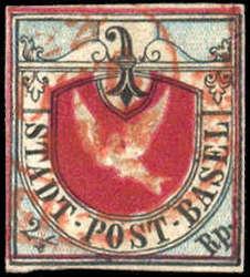 64. Badische Briefmarken - Los 23692