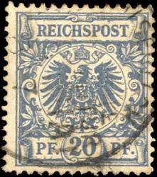 German Post China, Forerunner