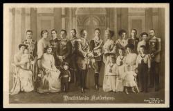 243434: Geschichte, Deutscher Adel, Wilhelm II