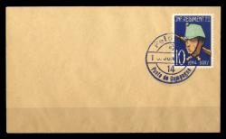 5711: Schweiz Soldatenmarken