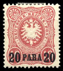 German Post in Turkey, Forerunner