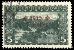 1920: Bosnia and Herzegowina Austria