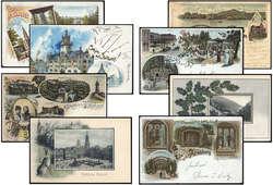 7146: Sammlungen und Posten Britisch Middle East