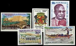4035: Congo Brazzaville