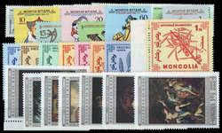 4485: Mongolei