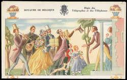1810: Belgien - Einheit mit Plattennummer