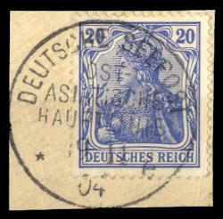 German Post China