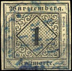 100: Altdeutschland Württemberg