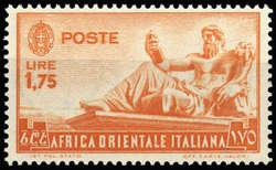 3575: Italienisch Ostafrika