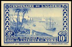 1665: Algerien - Postkarten