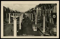 660430: III. Reich Propaganda, Bauten und Strassen, Berlin