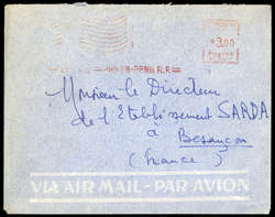 2705: Französisch Indochina Allgemeine Ausgaben - Freistempler