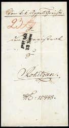 6335: Tschechoslowakei - Vorphilatelie