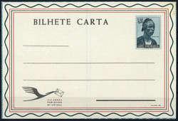 5295: Portugiesisch Guinea - Ganzsachen