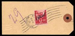 5665: Schweiz Dienstmarken für Bundesbehörden
