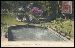 2705: Französisch Indochina Allgemeine Ausgaben - Postkarten