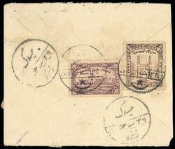 3140: Indien Staaten Hyderabad