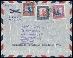 162000: Expeditionen, Himalaya,