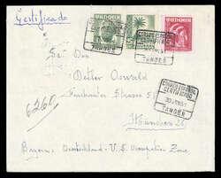 6175: Tanger Spanische Post