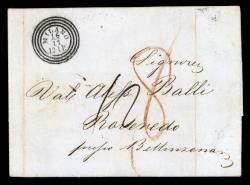 4770: Österreich Lombardei Venetien - Vorphilatelie