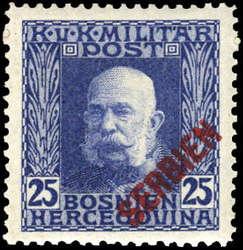 4820: Österreich Feldpost Serbien