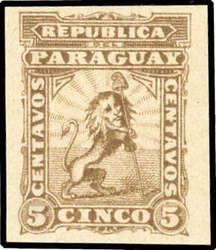 7999: Paraguay - Sammlungen
