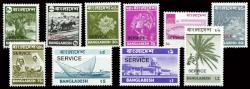 1785: Bangladesh - Dienstmarken