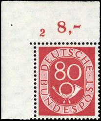 65. Badische Briefmarken - Los 13057