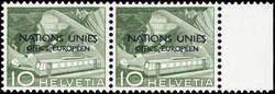 5675: Schweiz Europäisches Amt der Vereinten Nationen ONU