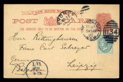 4575: New South Wales - Postal stationery