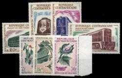 6740: Zentralafrikanische Republik