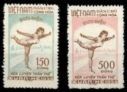 6665: Vietnam Nord und Republik