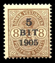 2385: Dänisch Westindien