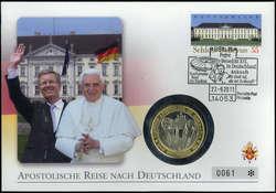 681012: Religion, Christliche, Paepste