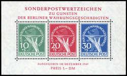 60. Badische Briefmarken - Los 8062