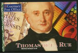 Guernsey - Stamp booklets
