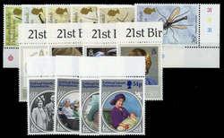 7440: Sammlungen und Posten Falkland Abhängig. Gebiete
