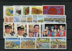 Guernsey - Year Sets