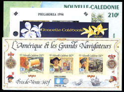 7999: Neukaledonien - Sammlungen