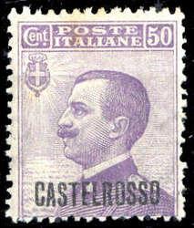 1550: Ägäische Inseln Ausgabe für Castelrosso