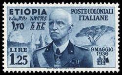3540: Italienisch Äthiopien